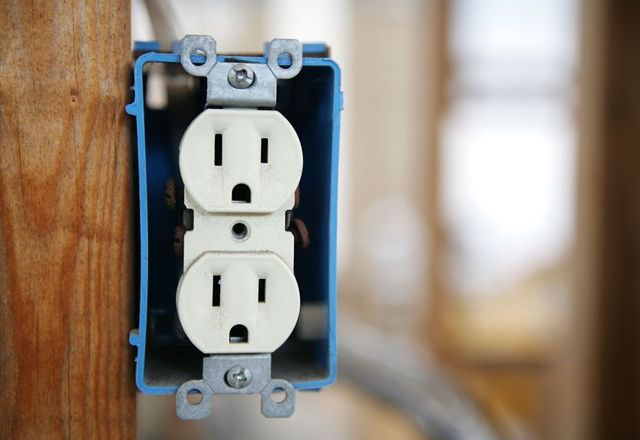 electrical outlet
